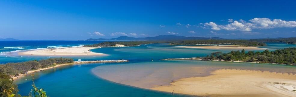 Beach lovers holiday accomodation